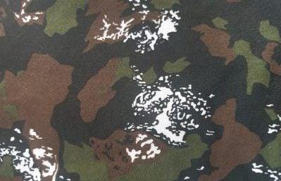 Vải thun rằn ri quân đội