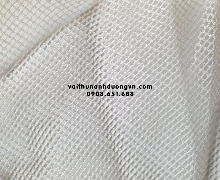 vải lưới lót trong khẩu trang, áo khoát