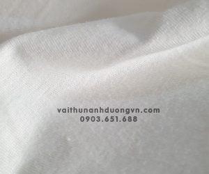 vải cotton phủ lớp kháng khuẩn